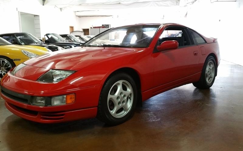 SOLD.. 1990 Nissan 300ZX Twin Turbo 41k mi.