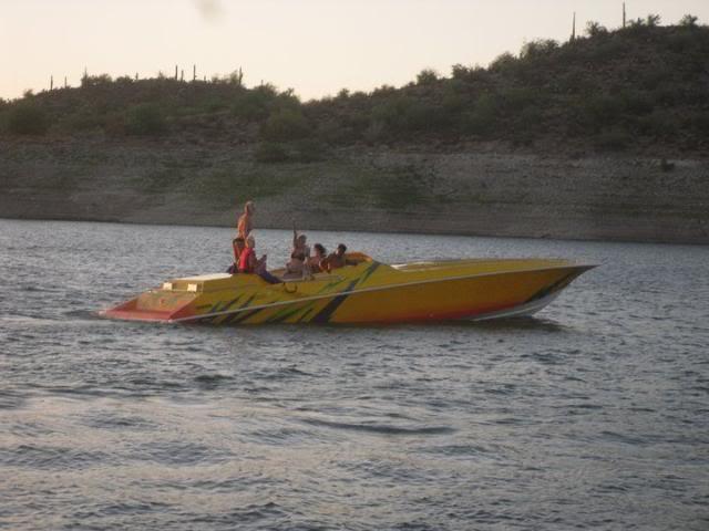 42 Fountain Lightning Powerboat 2400 HORSEPOWER
