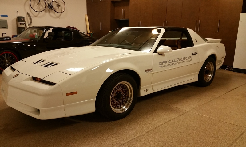 SOLD.. 1989 Pontiac Turbo Trans Am 23k mi.