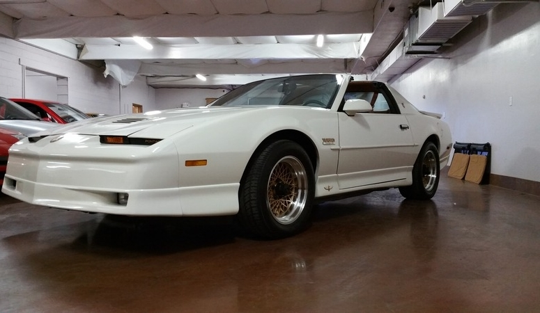 1989 Pontiac GTA Turbo Trans Am 7k Miles