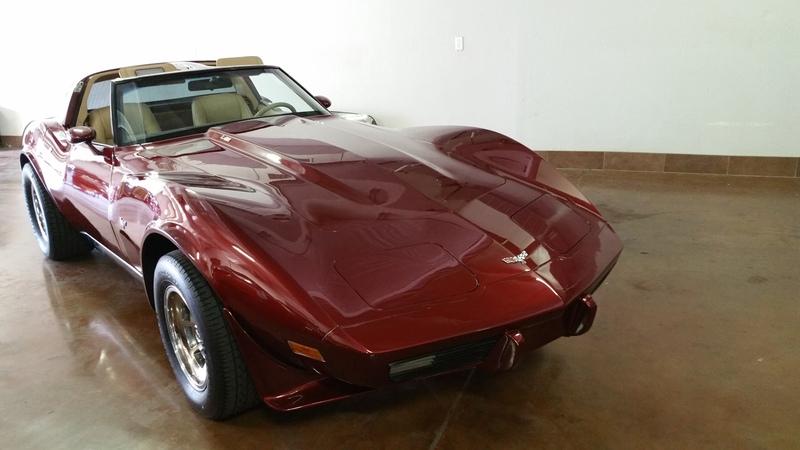 1979 Corvette 40k miles, 4 Spd, AC, ZZ4
