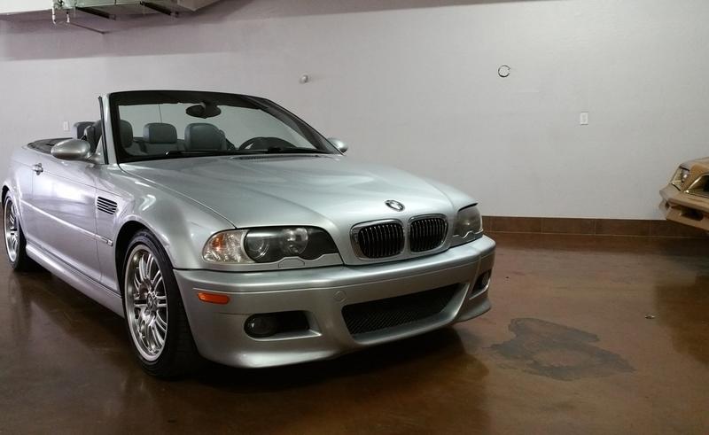2001 BMW M3 6 SPEED MANUAL!!
