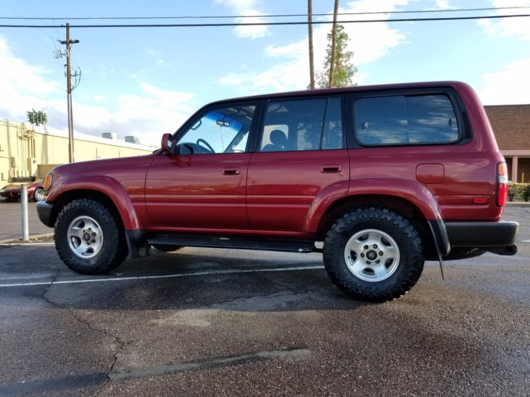 SOLD.. 1994 Toyota Land Cruiser **LOW MILES**