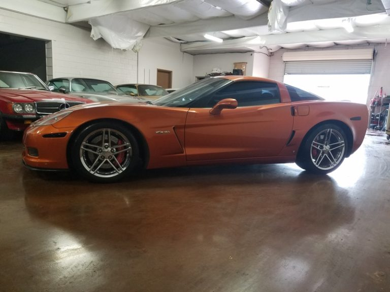 SOLD.. 2007 Corvette Z06, 750HP, Supercharged!!