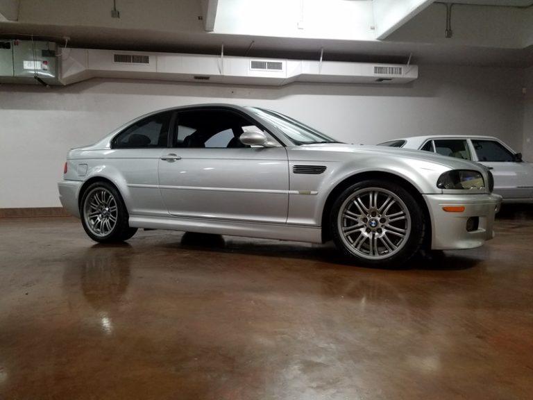 2002 BMW M3 6 Spd Cp