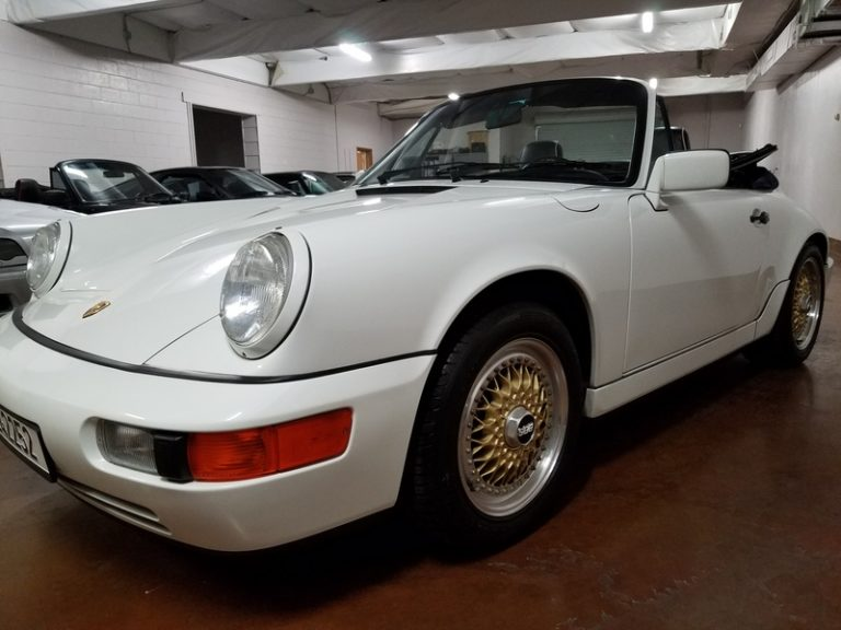 Sold.. 1990 Porsche 911..1 Owner AZ Car..60k mi..
