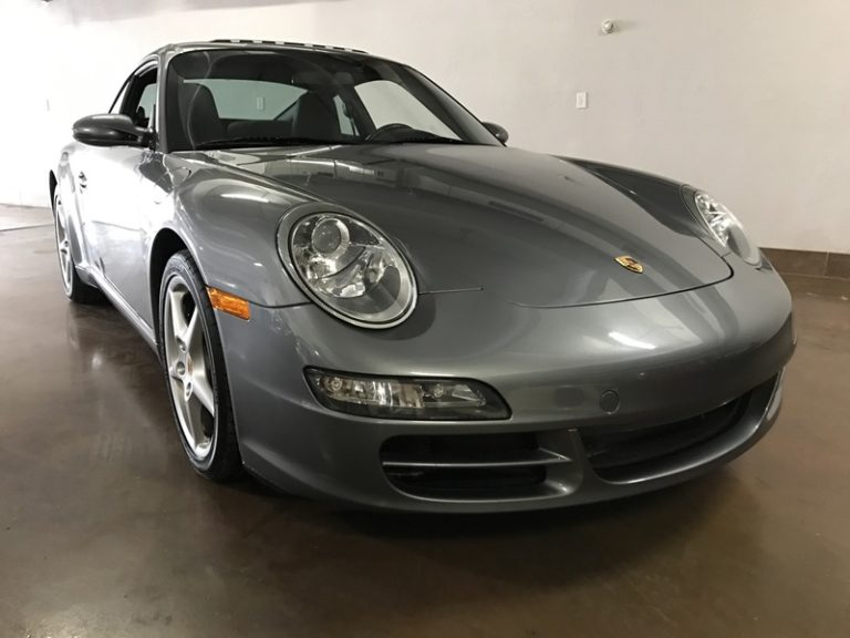 Sold.. 2006 Porsche 997 Coupe