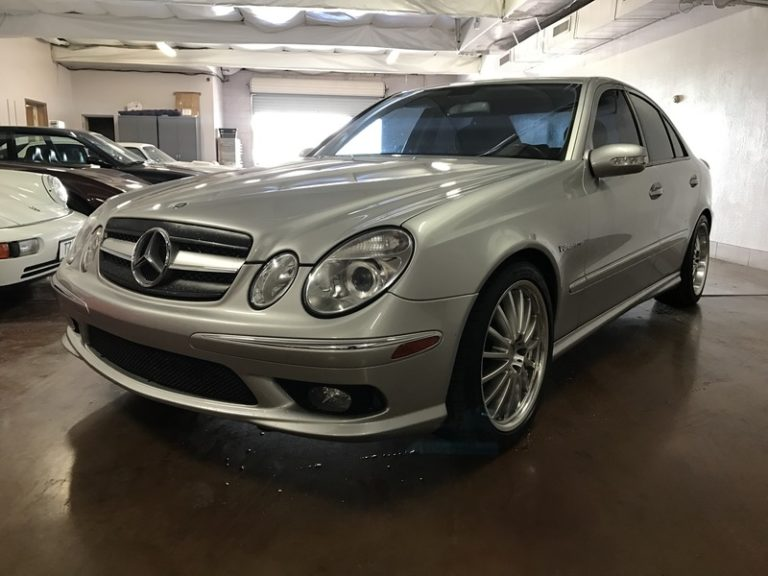 Sold.. 2005 Mercedes E55 AMG 469 HP