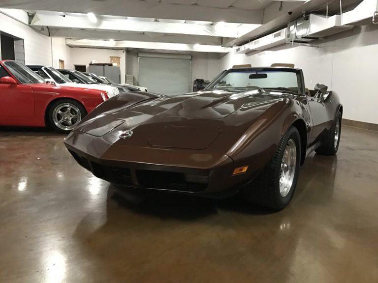 1974 Corvette Convertible **BRAND NEW BIG BLOCK 502**
