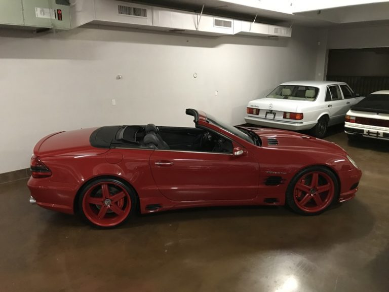 2004 Mercedes SL55 Factory RENNTECH Car!!