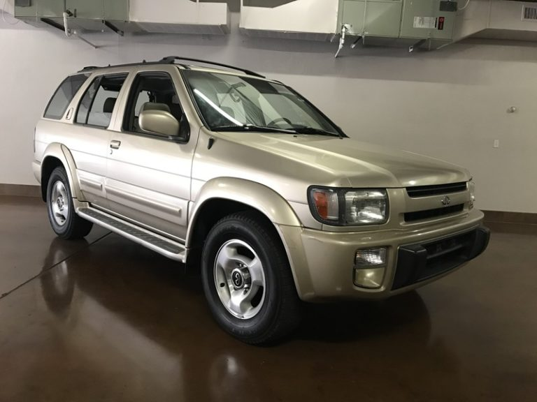 1998 Infiniti QX4 4×4 Clean Arizona SUV