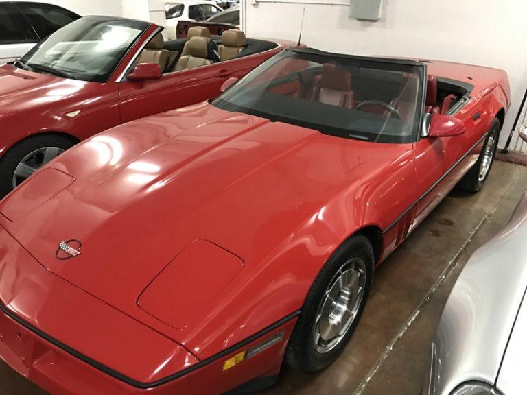 1987 Corvette 4+3  45k mi