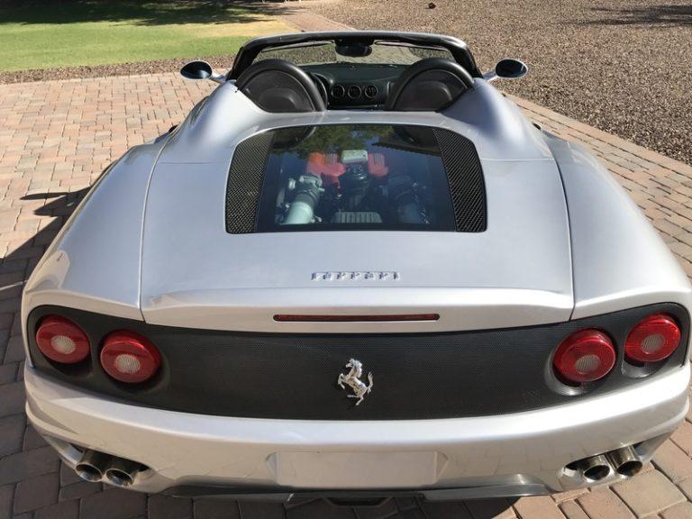SOLD.. 2003 Ferrari 360 Spider**6 Speed Manual**