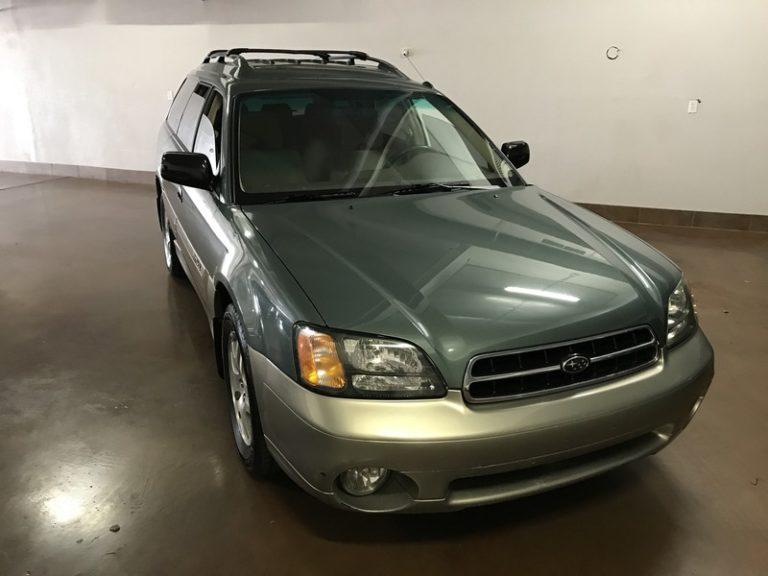 2000 Subaru Outback Wagon AWD 5 Speed
