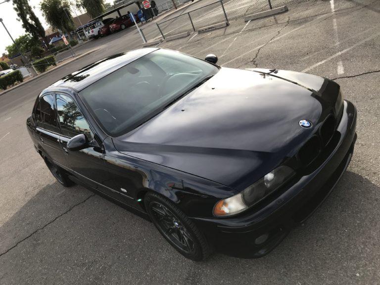 2000 BMW M5 **LOW MILES**